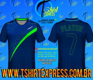 Camisa Esportiva Futebol Futsal Camiseta Uniforme (269)