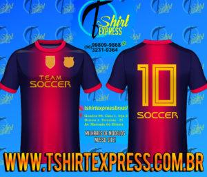 Camisa Esportiva Futebol Futsal Camiseta Uniforme (271)