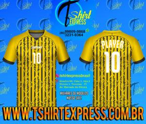 Camisa Esportiva Futebol Futsal Camiseta Uniforme (274)