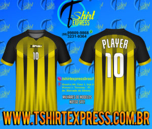 Camisa Esportiva Futebol Futsal Camiseta Uniforme (281)