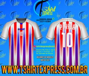 Camisa Esportiva Futebol Futsal Camiseta Uniforme (282)