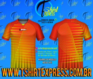 Camisa Esportiva Futebol Futsal Camiseta Uniforme (283)
