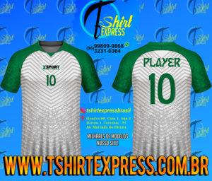 Camisa Esportiva Futebol Futsal Camiseta Uniforme (286)