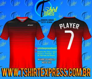 Camisa Esportiva Futebol Futsal Camiseta Uniforme (290)