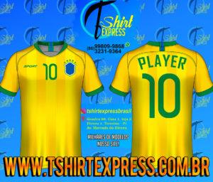 Camisa Esportiva Futebol Futsal Camiseta Uniforme (292)
