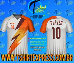 Camisa Esportiva Futebol Futsal Camiseta Uniforme (294)