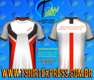 Camisa Esportiva Futebol Futsal Camiseta Uniforme (295)