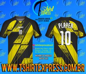 Camisa Esportiva Futebol Futsal Camiseta Uniforme (296)
