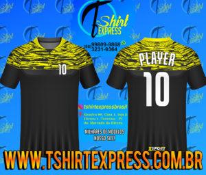Camisa Esportiva Futebol Futsal Camiseta Uniforme (298)