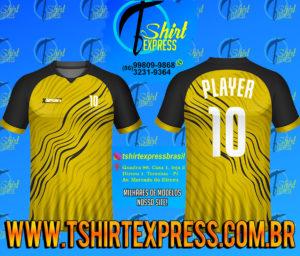 Camisa Esportiva Futebol Futsal Camiseta Uniforme (302)