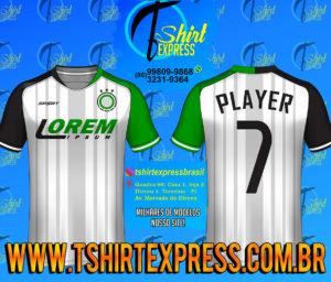 Camisa Esportiva Futebol Futsal Camiseta Uniforme (311)