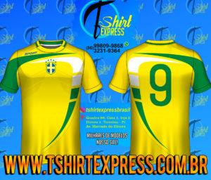 Camisa Esportiva Futebol Futsal Camiseta Uniforme (313)