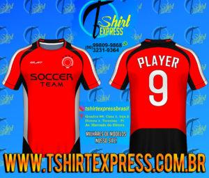 Camisa Esportiva Futebol Futsal Camiseta Uniforme (314)