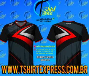 Camisa Esportiva Futebol Futsal Camiseta Uniforme (317)