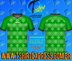 Camisa Esportiva Futebol Futsal Camiseta Uniforme (319)