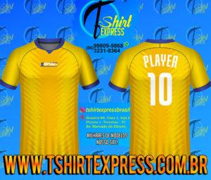 Camisa Esportiva Futebol Futsal Camiseta Uniforme (320)