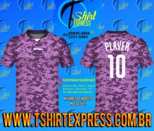 Camisa Esportiva Futebol Futsal Camiseta Uniforme (321)