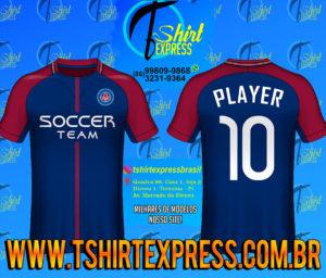 Camisa Esportiva Futebol Futsal Camiseta Uniforme (323)