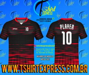 Camisa Esportiva Futebol Futsal Camiseta Uniforme (325)