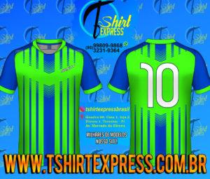 Camisa Esportiva Futebol Futsal Camiseta Uniforme (326)