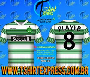 Camisa Esportiva Futebol Futsal Camiseta Uniforme (327)