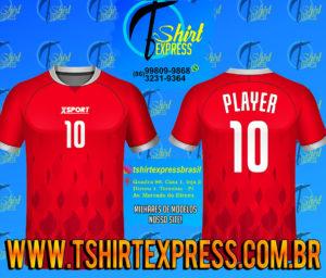 Camisa Esportiva Futebol Futsal Camiseta Uniforme (328)