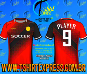 Camisa Esportiva Futebol Futsal Camiseta Uniforme (329)