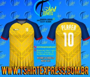 Camisa Esportiva Futebol Futsal Camiseta Uniforme (330)