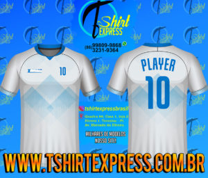 Camisa Esportiva Futebol Futsal Camiseta Uniforme (334)