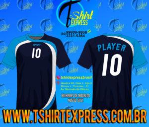 Camisa Esportiva Futebol Futsal Camiseta Uniforme (336)