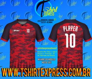 Camisa Esportiva Futebol Futsal Camiseta Uniforme (338)