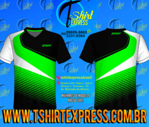 Camisa Esportiva Futebol Futsal Camiseta Uniforme (339)