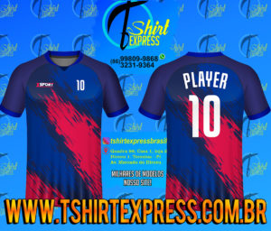 Camisa Esportiva Futebol Futsal Camiseta Uniforme (342)
