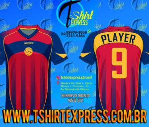 Camisa Esportiva Futebol Futsal Camiseta Uniforme (346)