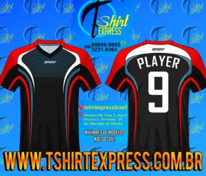 Camisa Esportiva Futebol Futsal Camiseta Uniforme (347)