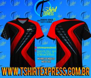 Camisa Esportiva Futebol Futsal Camiseta Uniforme (348)