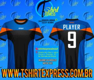 Camisa Esportiva Futebol Futsal Camiseta Uniforme (350)