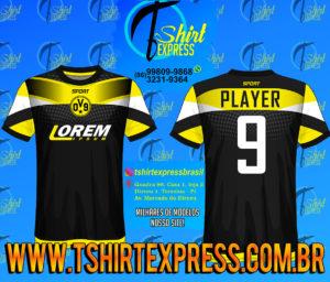 Camisa Esportiva Futebol Futsal Camiseta Uniforme (351)