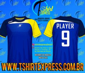 Camisa Esportiva Futebol Futsal Camiseta Uniforme (352)