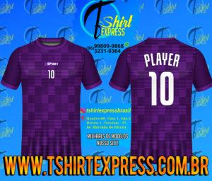 Camisa Esportiva Futebol Futsal Camiseta Uniforme (354)