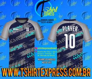 Camisa Esportiva Futebol Futsal Camiseta Uniforme (356)
