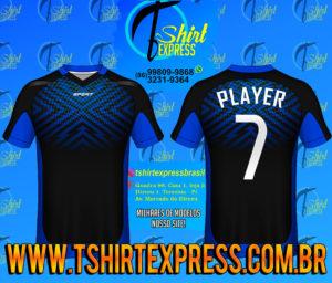 Camisa Esportiva Futebol Futsal Camiseta Uniforme (357)