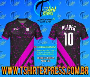 Camisa Esportiva Futebol Futsal Camiseta Uniforme (359)