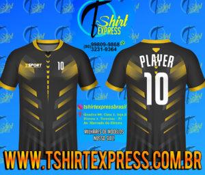 Camisa Esportiva Futebol Futsal Camiseta Uniforme (368)