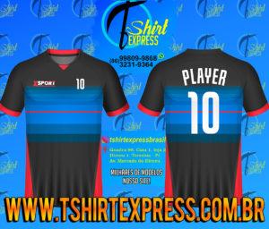 Camisa Esportiva Futebol Futsal Camiseta Uniforme (371)