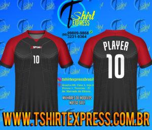Camisa Esportiva Futebol Futsal Camiseta Uniforme (372)