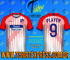Camisa Esportiva Futebol Futsal Camiseta Uniforme (373)