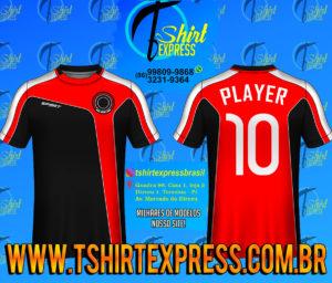 Camisa Esportiva Futebol Futsal Camiseta Uniforme (375)