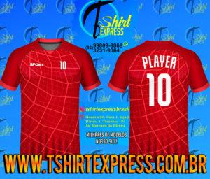Camisa Esportiva Futebol Futsal Camiseta Uniforme (377)