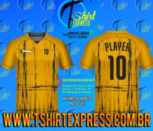 Camisa Esportiva Futebol Futsal Camiseta Uniforme (385)